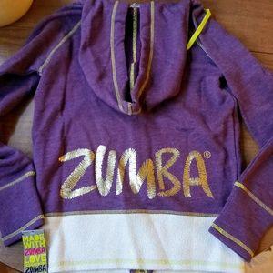 New Zumba sweatshirt